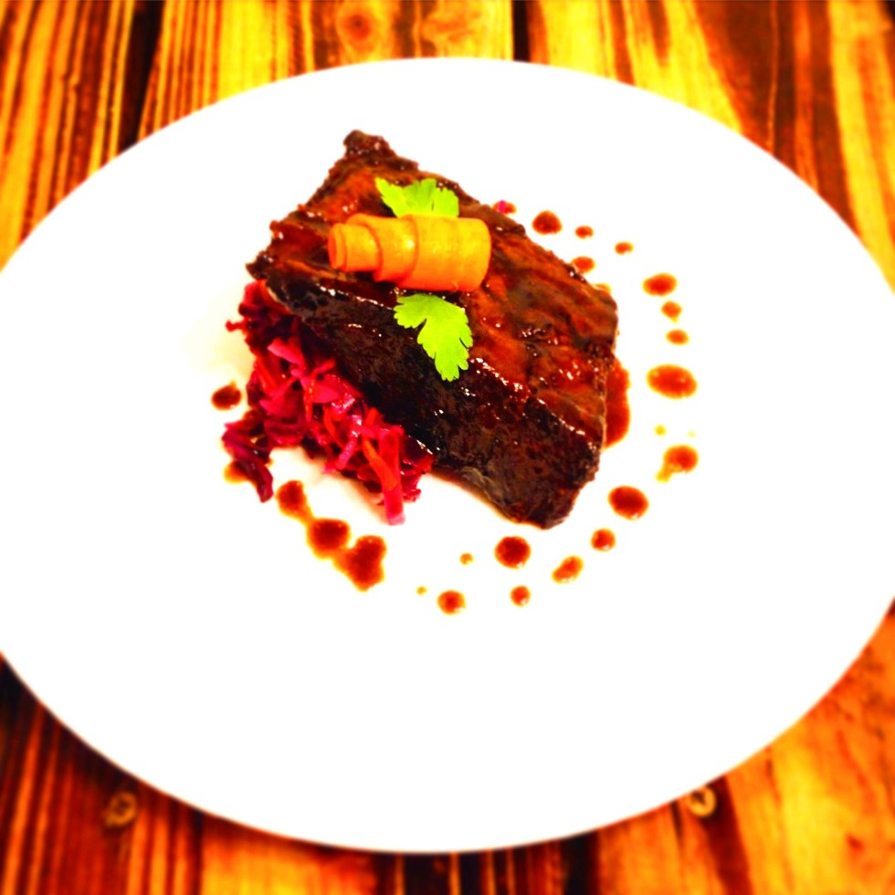 espresso stout braised short rib